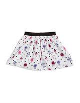 Kate Spade Girls 2-6x Little Girls Monster Print Skirt