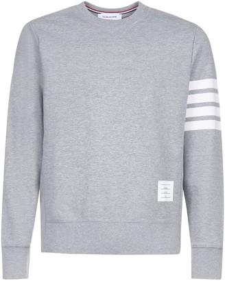 Thom Browne 4-Bar Sleeve Sweater