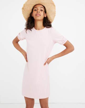 Madewell Puff-Sleeve Tee Dress