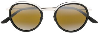 Vuarnet Cap 1818 round sunglasses