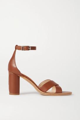 Gabriela Hearst John Leather Sandals - Tan