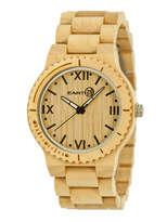 Earth Wood Bighorn Khaki Bracelet Watch ETHEW3501