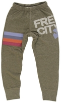 Freecity Flag Three Quarter Sweatpants