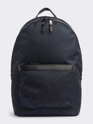 Tommy Hilfiger Elevated Signature Tape Backpack