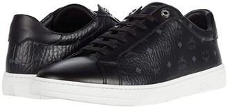 MCM Terrain Derby Sneaker (Black) Men's Shoes