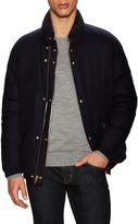 Moncler Gamme Bleu Men's Reversible Wool Jacket