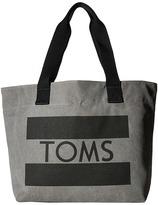Toms Flag Tote Tote Handbags