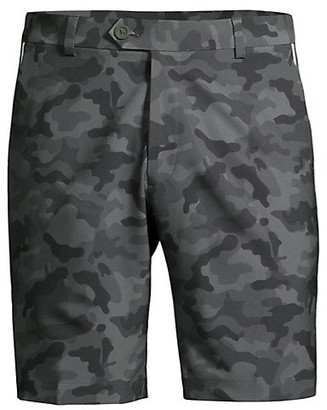 G/Fore Camouflage Hybrid Slim-Fit Shorts