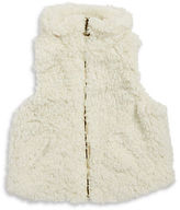 Urban Republic Girls 2-6x Sherpa Vest