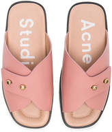 Acne Studios Leather Jilly Sandals