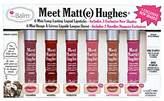 TheBalm Meet Matte Hughes 6 Piece Mini Set