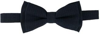 Fay Kids Striped Bow Tie