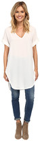 Lucy-Love Lucy Love V-Neck Tails Tunic