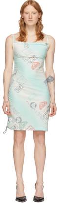 Miaou Multicolor Helga Passport Dress