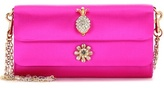 Dolce & Gabbana Embellished Satin Shoulder Bag