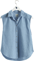 MiH Jeans The Sleeveless Shirt