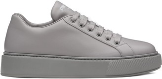 Prada platform low-top sneakers