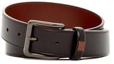 Original Penguin Superstar Leather Belt