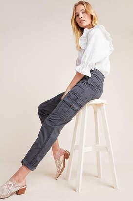 Anthropologie Jennie Ripstop Cargo Pants