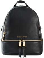 MICHAEL Michael Kors 'Rhea' backpack - women - Leather - One Size