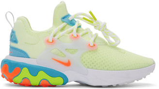 Nike Green React Presto Sneakers