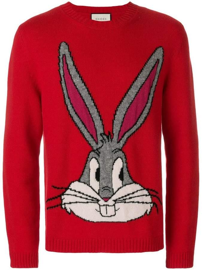 Gucci Bugs Bunny sweater