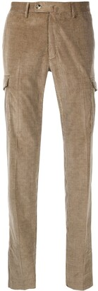 Pt01 Corduroy Cargo Trousers