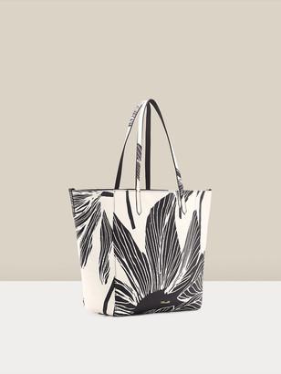Diane von Furstenberg Darianna Reversible Leather-Blend Tote