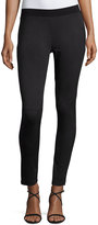 Vince Camuto Faux-Suede Leggings, Black