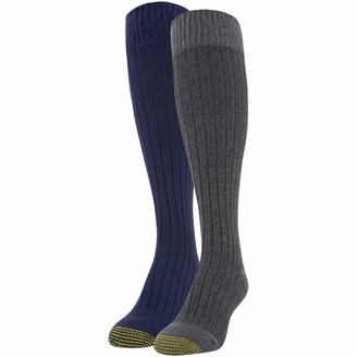 Gold Toe Women's Knee High Socks 2 Pairs
