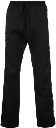 Cmmn Swdn drawstring waist trousers