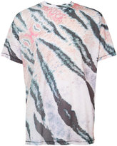 Baja East printed T-shirt - men - Cotton/Polyester - 2