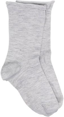 Brunello Cucinelli Plain Ankle Socks