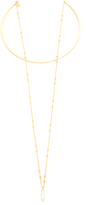 Rebecca Minkoff Gemini Collar Necklace