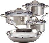 Ruffoni Symphonia Prima Cookware Set - Stainless Steel - 7 pc