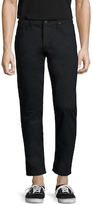 Hudson Blake Cotton Slim Straight Jeans