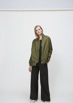 Hope khaki green brick bomber