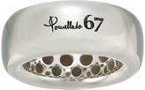 Pomellato67 Pomellato 67 - Gourmette Fedona Big Ring Ring