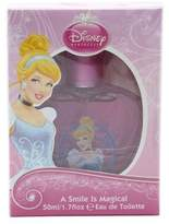 Disney Cinderella Eau De Toilette Spray for Women, 1.7 Ounce