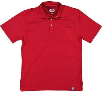 Panareha Daiquiri Pocket Polo in Red