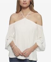 Jessica Simpson Anita Cold-Shoulder Top