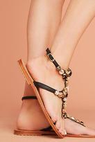 Mystique Gemstone Gladiator Sandals