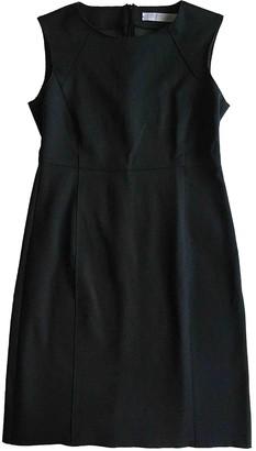 Harris Wharf London Black Cotton Dress for Women