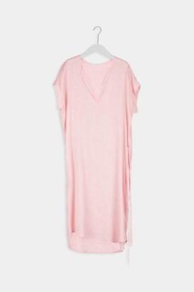 Humanoid Weda Dress Misty Rose - S - UK10 / Misty Rose
