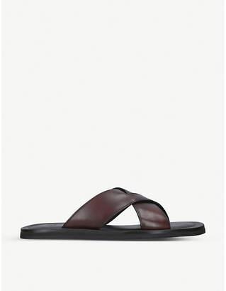 Church's Torquay criss-cross leather sandals