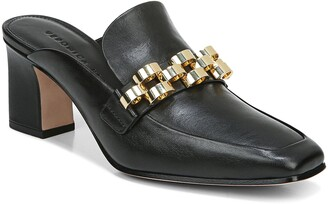 Veronica Beard Bera Chain Loafer Mule