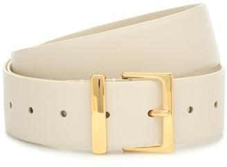 KHAITE Robbi leather belt