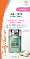 Sally Hansen Salon Manicure Smooth & Strength Base Coat