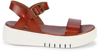 Mia Leanna Flatform Sandals