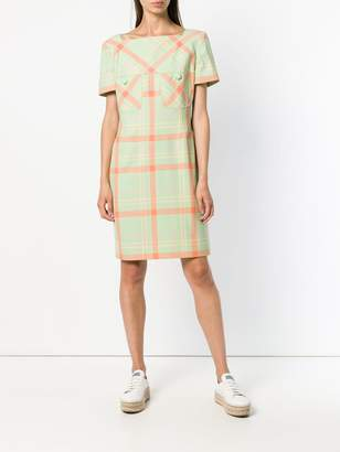 Valentino Pre-Owned mid-length shift dress